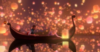 Tangled - Lights