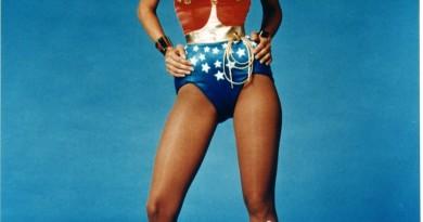 Lynda Carter as WW