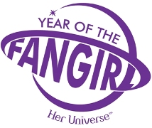Her Universe Year of the Fangirl Logo sm