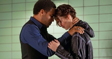 Katniss and Cinna
