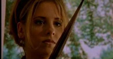 Buffy stake