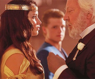 Katniss Crowned