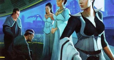 Hapan noblewomen, from Galaxy of Intrigue (2010)