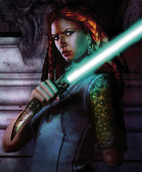 Blood, Honor and Matriarchs: The Hapan Women of Star Wars ...