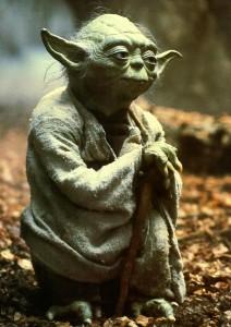 Yoda cane
