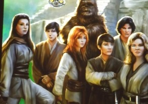 The Young Jedi Knights from The Essential Readers Companion
