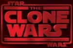 Clone Wars logo red