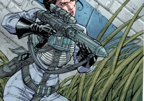 Leia X-wing Pilot