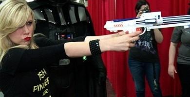 Shoot a Trooper