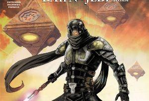 Dawn Jedi 1 Cover