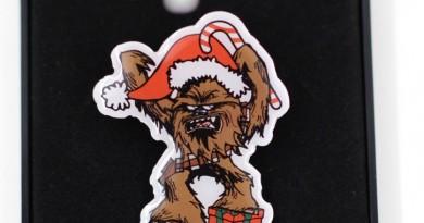 Wookiee pin