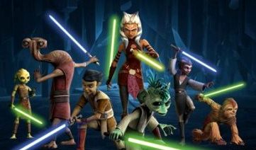 review star wars the clone wars the gathering fangirl blog