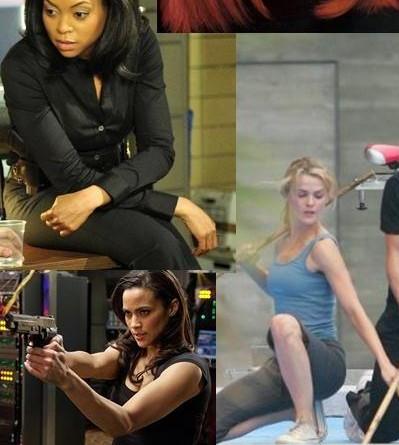JJ Abrams Heroines