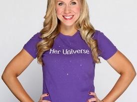Her Universe Ashley Eckstein
