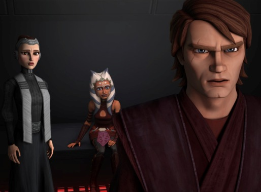 Review of Star Wars: The Clone Wars: The Wrong Jedi