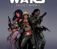Legacy HC Book 1 cover