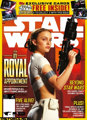 Star Wars Insider 142 cover
