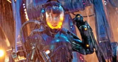 Rinko Kikuchi stars as Mako Mori in Warner Bros. Pictures' Pacific Rim (2013)