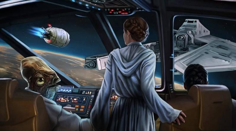 Leia Constant Spirit