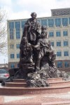 The Corps of Discovery in Kansas City, MO, which features Sacagawea.