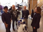 Artoo with JJ and Kathy