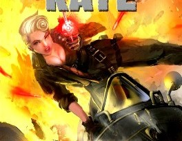 Death Raye Cover Variant
