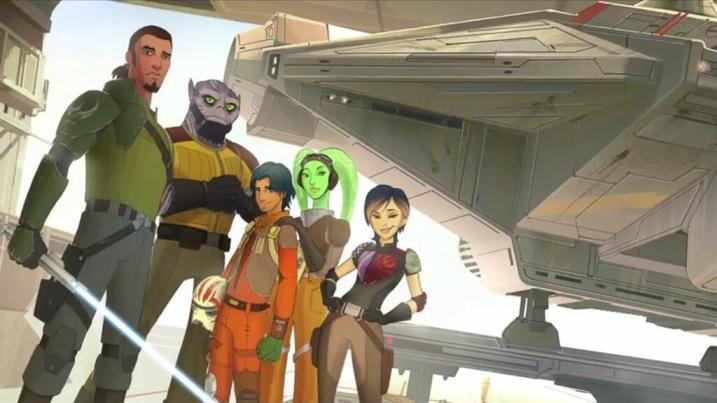 Rebels crew