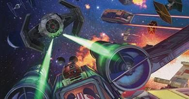 SWW 2014 Mickey X-Wing