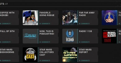 StarWars.Com Community Page July 2014
