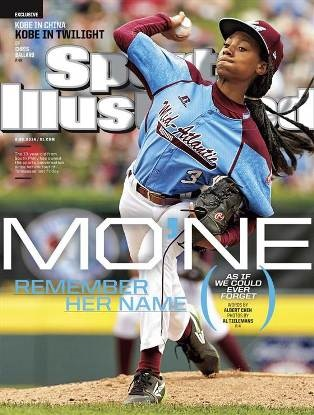 Sports Illustrated Mone Davis
