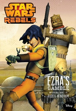 Rebels Ezra Gamble cover
