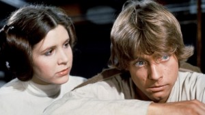 Leia Luke so sad