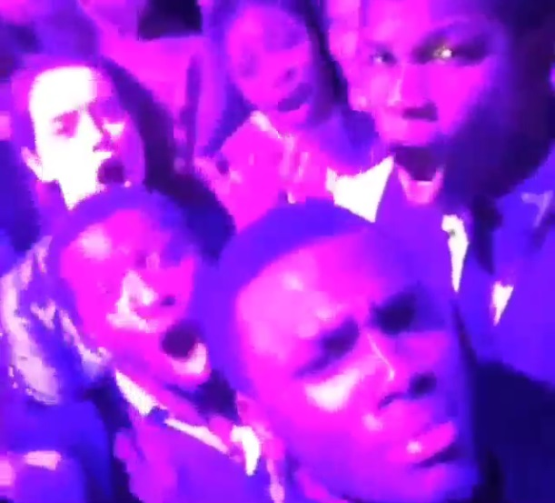 Wrap Party Boyega Instagram