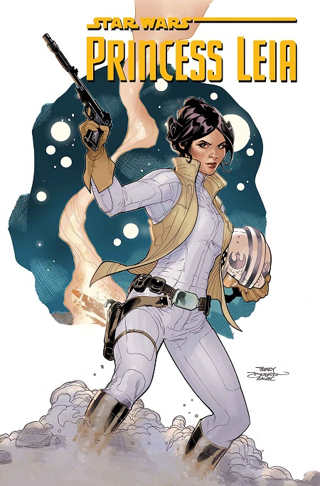 Princess Leia #1 cover