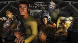 Rebels Ghost crew