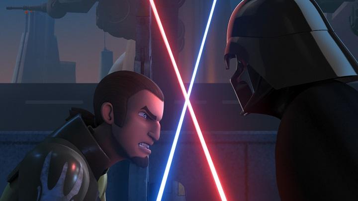 Rebels Season Two promo