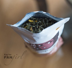 A Peak Inside the Tea Blend Inspired by Clara