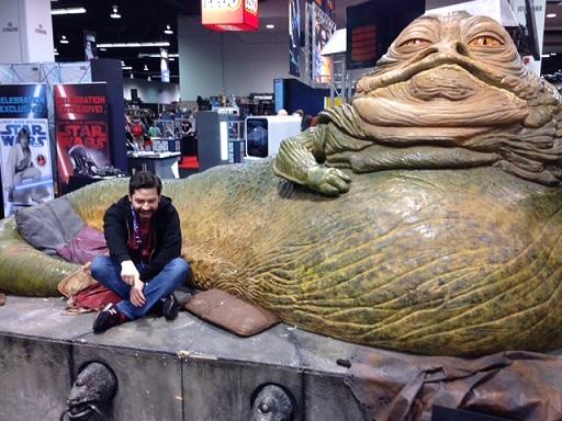 Dan Brooks SWCA Jabba