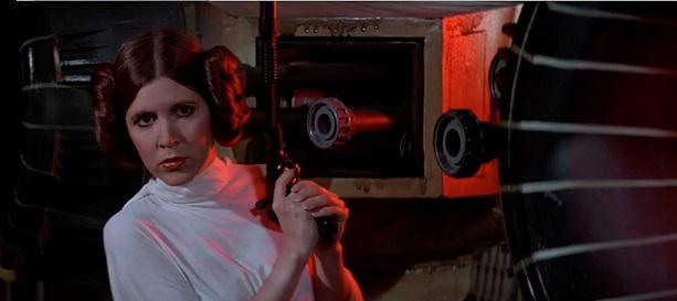 Leia ANH blaster