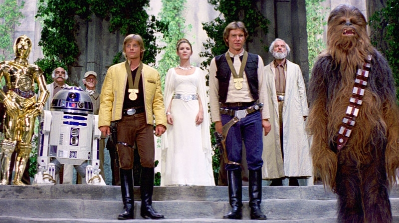The Evolution Of Women In The Star Wars Universe Episode Iv A New Hope Fangirl Blog