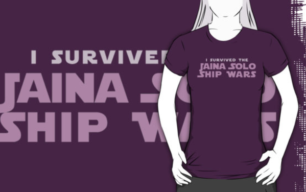 Jaina Ship Wars