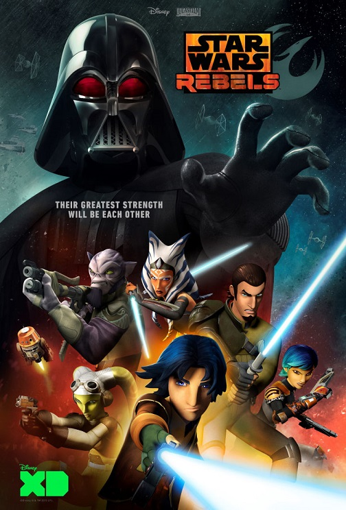 Rebels Season Two poster