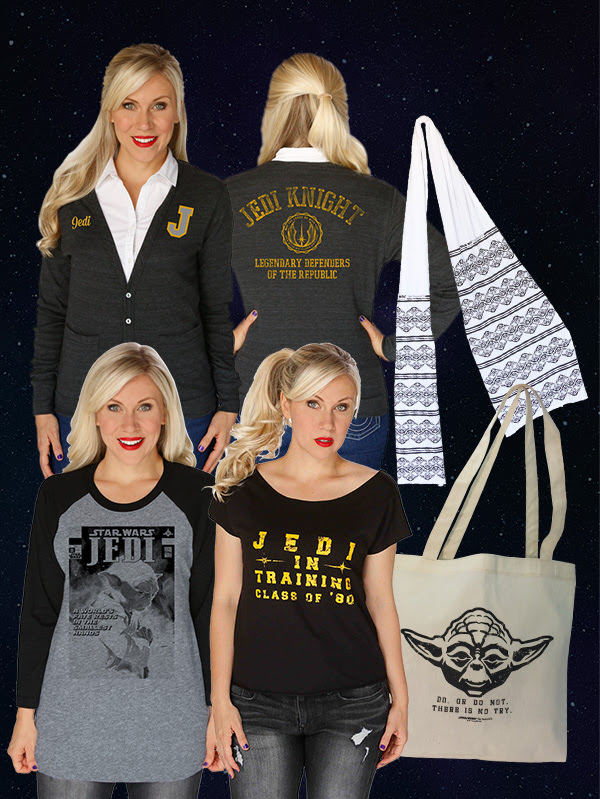 Her Universe Star Wars Back to School Fashion