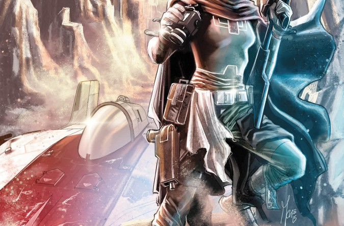 Shattered Empire 2 Rucka