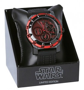 Darth Vader Limited Edition Watch
