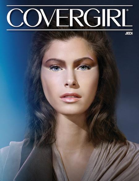 CoverGirl TFA Jedi makeup