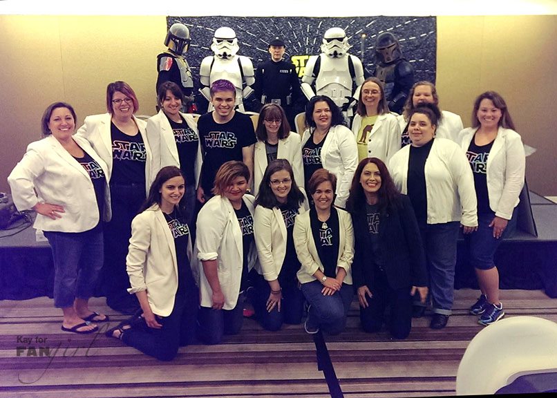 Kathleen Kennedy Day at Dragon Con