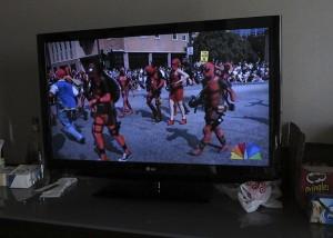 Dragon Con Parade on TV