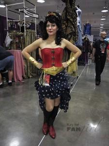 Pendragon Costume Wonder Woman