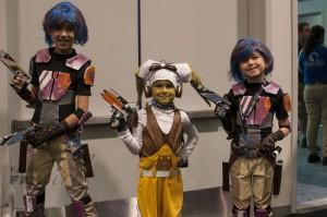 Star Wars Rebels Cosplay by Kids